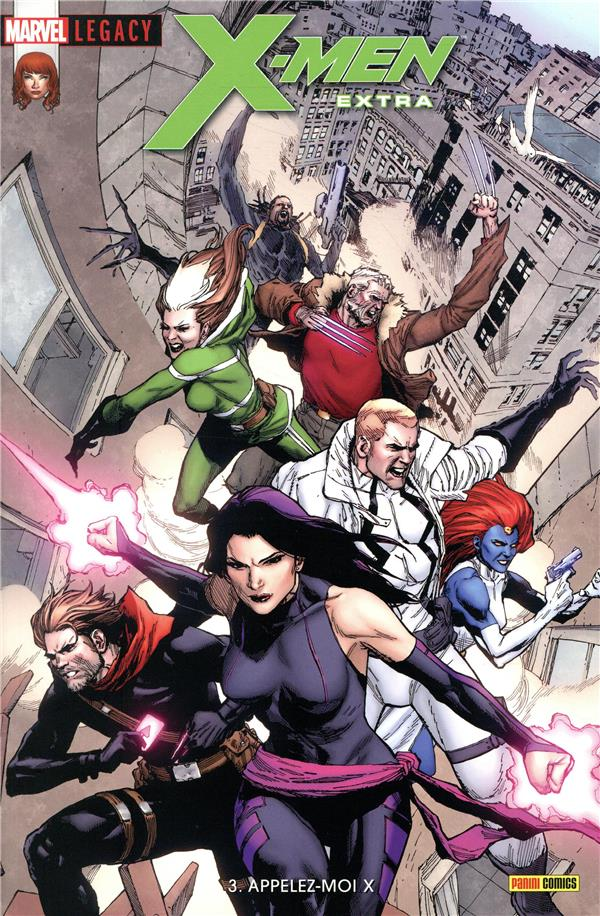 - MARVEL LEGACY - X-MEN EXTRA N 3